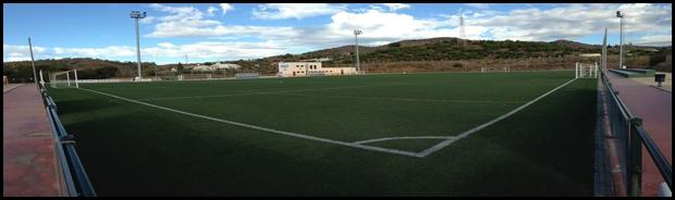 campo benajarafe futbol campus