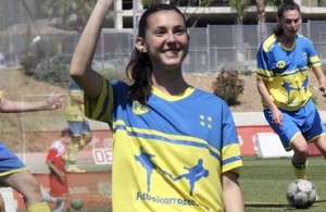 fútbol carrasco ana lesmes córdoba fememino