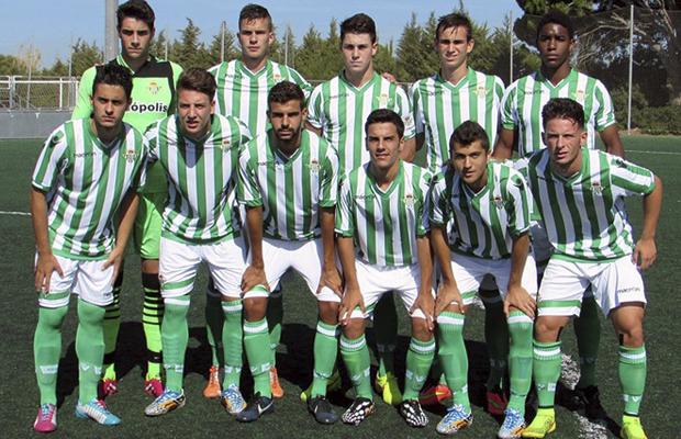 futbolcarrascobetisdivisionhonor Juveniil DH División de Honor futbolcarrasco futbol 1ª Jornada Betis Cadiz