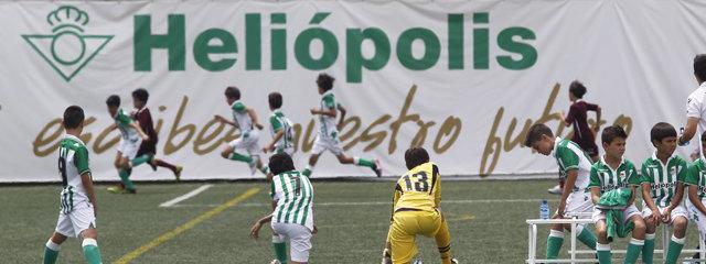 futbol carrasco cantera Betis entrenadores