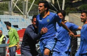 fútbol carrasco dani hernández getafe córdoba