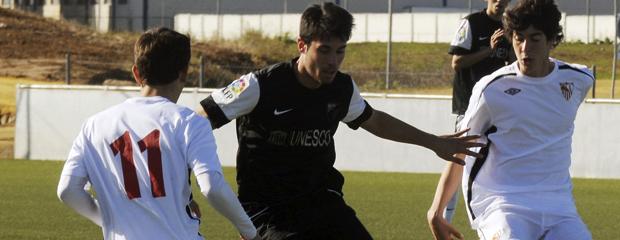 futbolcarrasco malaga sevilla juvenil huelva senior