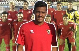 Emmanuel D'Andrea Sevilla FC Futbolcarrasco Copa Caribe Absoluta