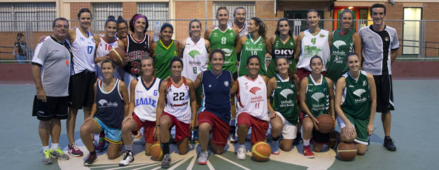 fútbol carrasco baloncesto verano femenino