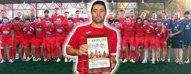 fútbol carrasco Utrera Alcalá pretemporada verano trofeo
