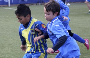 fútbol carrasco lauro alevin benjamin
