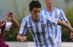 Fútbol Carrasco MálagaCF Luis Alberto