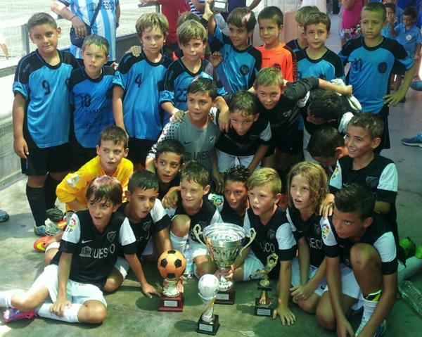 fútbol carrasco romeral málaga