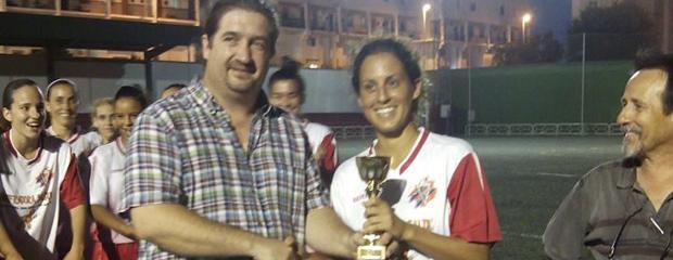 fútbol carrasco pablo picasso femenino