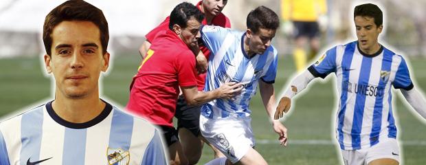 fútbol carrasco lesión filial cantera málaga cf