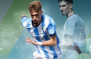 Fútbol Futbolcarrasco Málaga CF Sam Castillejo Juanpi Tercera Primera Liga Javi Gracia
