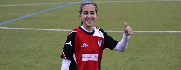 fútbol carrasco femenino sporting huelva virgy