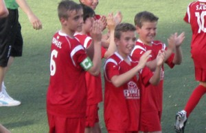 fútbol carrasco jaén torneo almidas linares