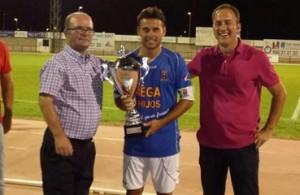 fútbol carrasco trofeo campeón san josé