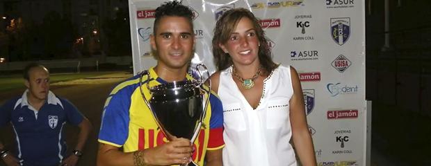 fútbol carrasco isla cristina trofeo