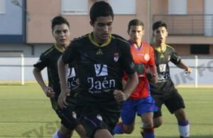 fútbol carrasco real jaen cadete alcaudete