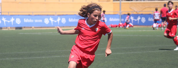 Futbolcarrasco, benjamin Sevilla segunda