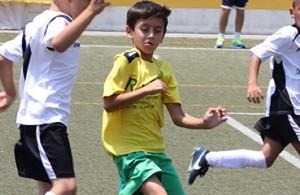Futbolcarrasco, Jaén, Prebejamín,