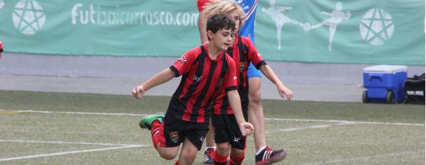 Futbolcarrasco, segunda Córdoba prebenjamín