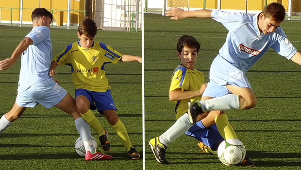 FutbolCarrasco, Sevilla, cadete