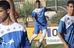 fútbol carrasco real jaen borja