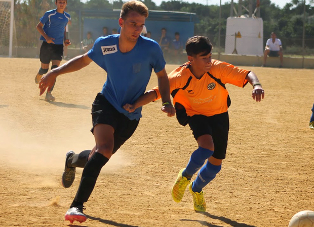 futbol carrasco cadete tercera sevilla