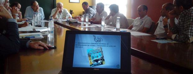 fútbol carrasco comite entrenadores federación