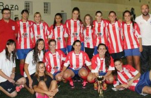 fútbol carrasco femenino baza
