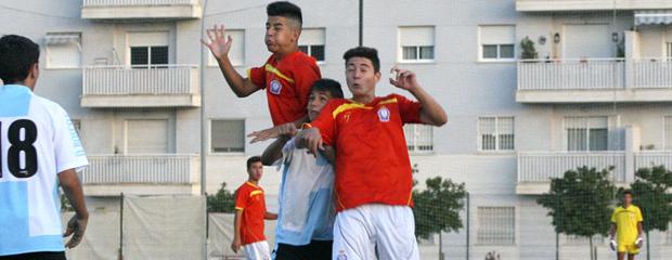 futbol carrasco jaén cadete don bosco