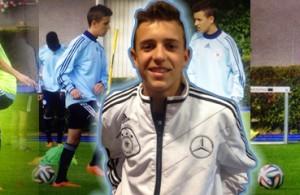 futbolcarrasco cadete malaga julen alemania