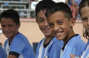 fútbol carrasco lauro cup málaga