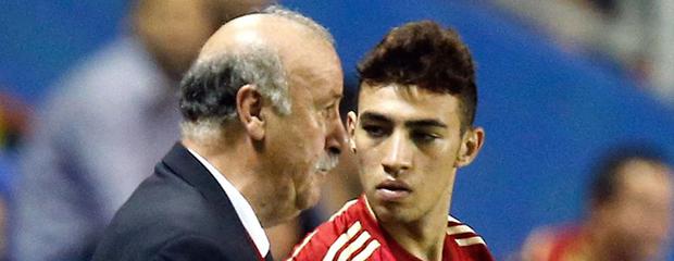 futbolcarrasco futbol selección española Munir sueños