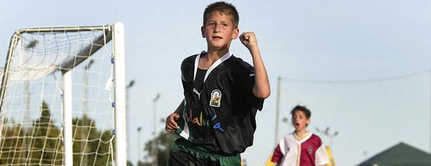 fútbol carrasco andaluza selección