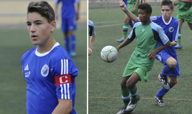 fútbol carrasco cadete almería