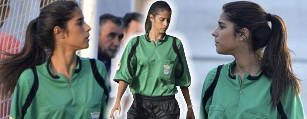 fútbol carrasco árbitro bea torres málaga