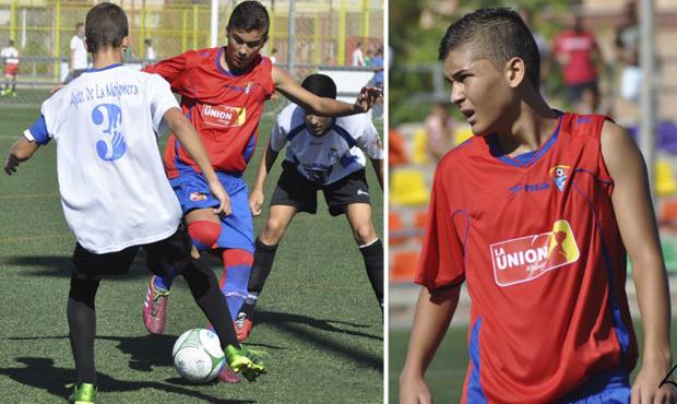 fútbol carrasco almería cadete
