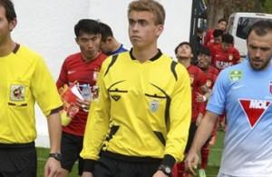fútbolcarrasco guille paradas árbitro