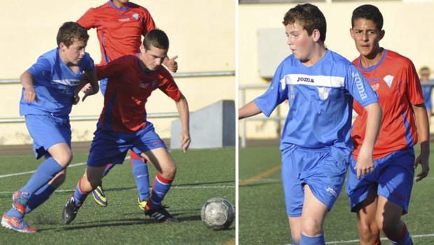 fútbol carrasco almería infantil
