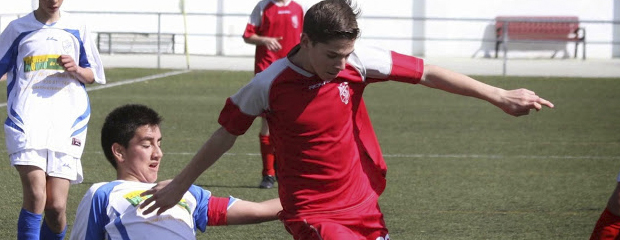fútbol carrasco infantil granada