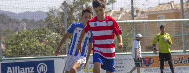 fútbol carrasco granada infantil