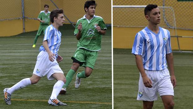 futbolcarrasco, cadete, Málaga