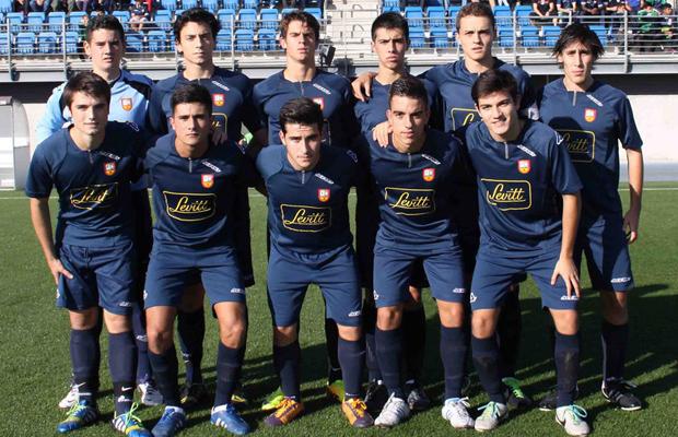 futbolcarrasco alcobendas madrid juvenil