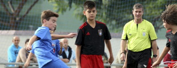fútbol carrasco huelva alevín