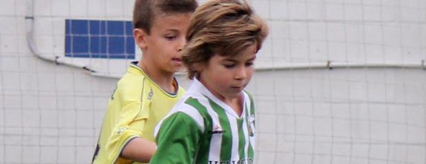 Fútbolcarrasco, prebenjamin, Malaga