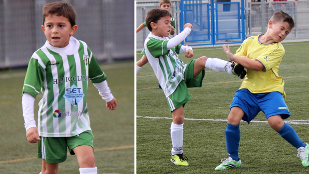 futbolcarrasco, prebenjamin, Málaga