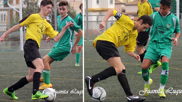 fútbol carrasco cadete málaga