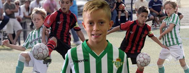 fútbol carrasco alevín betis