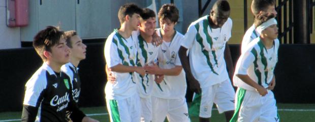 fútbol carrasco andalucia selección cadete