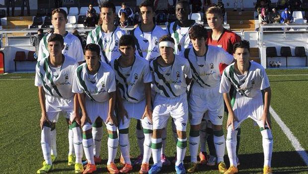 fútbol carrasco selección andaluza cadete