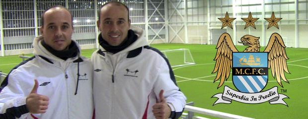 fútbol carrasco manchester city ciudad deportiva